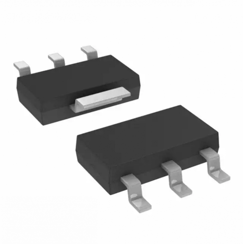 LM1117 800-mA Low-Dropout Linear Regulator